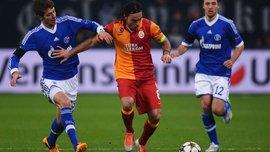 Галатасарай – Шальке – 0:0 – видеообзор матча