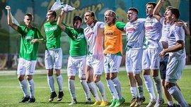Первая лига: Оболонь-Бровар на последних секундах вырвал победу у Прикарпатья