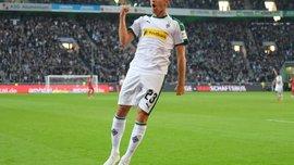 Полузащитник Боруссии М Хофман отметился хет-триком – это больше, чем он забивал за 4 последних сезона