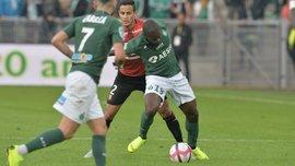 Сент-Этьен – Ренн – 1:1 – видео голов и обзор матча