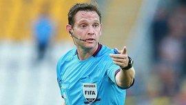 Украинские арбитры получили назначение на матч команды Шахова и Хачериди в Лиге Европы