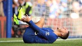 Азар не зіграє проти БАТЕ через травму