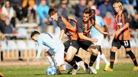 Шахтер U-19 — Манчестер Сити U-19 – видео голов и обзор матча