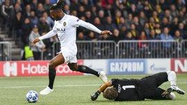 Янг Бойз – Валенсія – 1:1 – відео голів та огляд матчу