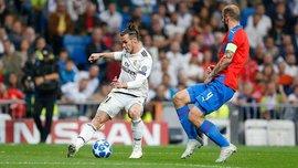 Реал — Виктория – 2:1 – видео голов и обзор матча