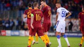 Рома – ЦСКА  – 3:0 – відео голів та огляд матчу