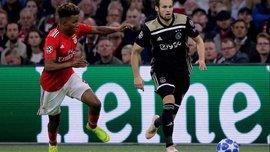 Аякс  – Бенфика – 1:0 – видео гола и обзор матча