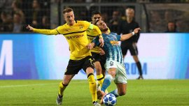 Ліга чемпіонів: Борусія знищила Атлетіко в Дортмунді, Порту впевнено переміг Локомотив