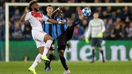 Брюгге – Монако – 1:1 – видео голов и обзор матча