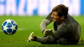 Касильяс одержал 100-ю победу в Лиге чемпионов – впереди только Роналду