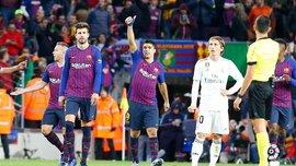 """Барселона – Реал Мадрид: історичне Класіко, дебют VAR, феєрія Суареса, несподіваний """"Роналду"""" і крах Лопетегі"""