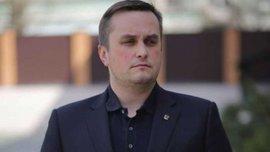 Президент Зірки Березкін заарештований з можливістю внесення застави у 5 млн гривень
