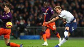 Тоттенхэм – Манчестер Сити – 0:1 – видео гола и обзор матча