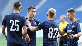 Перша ліга: СК Дніпро-1 розтрощив Миколаїв, Кравченко відзначився дублем