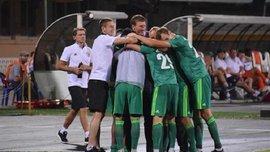 Ворскла – найкраща команда Ліги Європи за реалізацією гольових моментів