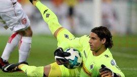 Голкипер Боруссии М Зоммер пропустил курьезный гол с центра поля в матче против Фрайбурга