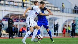 Заря – Александрия – 0:0 – видеообзор матча