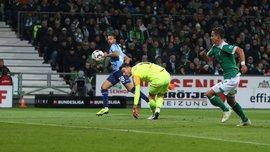 Байєр у надрезультативному матчі знищив Вердер: 9-й тур Бундесліги, матчі неділі