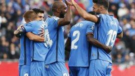 Хетафе – Бетис – 2:0 – видео голов и обзор матча