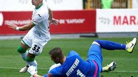 Чорноморець – Карпати: голкіпер господарів Літовченко пропустив дивний гол