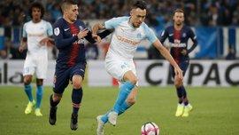 Марсель – ПСЖ – 0:2 – видео голов и обзор матча