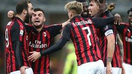 Милан – Дженоа – 2:1 – видео голов и обзор матча