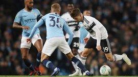 Манчестер Сіті – Фулхем – 2:0 – відео голів та огляд матчу