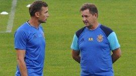 Саленко объяснил, почему Шевченко конфликтовал с Рианчо в сборной Украины