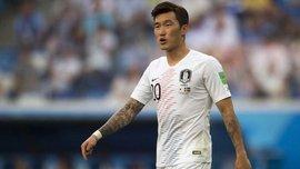 Гравця збірної Кореї довічно дискваліфікували у національній команді  через спроби уникнути служби в армії