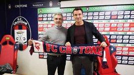 Екс-футболіст збірної Італії очолив Кротоне
