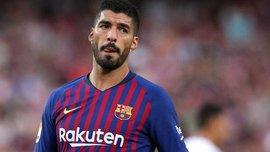 Суарес: Это нормально, что Барселона ищет нового форварда, ведь мне уже 31 год