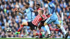 Манчестер Сити – Саутгемптон: стартовые составы на матч АПЛ