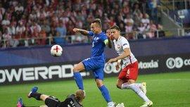Нападающий сборной Словакии Зрелак: Мечтаю сыграть с Украиной