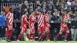 Жирона на виїзді переграла Валенсію: 11 тур Ла Ліги, матчі суботи