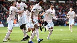 Борнмут – Манчестер Юнайтед – 1:2 – видео голов и обзор матча