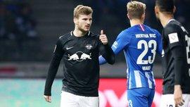 РБ Лейпциг розгромив Герту: 10-й тур Бундесліги, матчі суботи