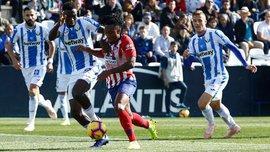 Леганес – Атлетіко – 1:1 – відео голів та огляд матчу