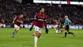 Вест Хэм – Бернли – 4:2 – видео голов и обзор матча