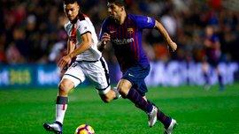 Райо Вальєкано – Барселона – 2:3 – відео голів та огляд матчу
