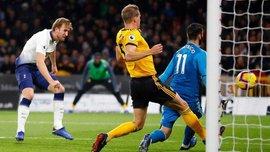 Вулверхэмптон – Тоттенхэм – 2:3 – видео голов и обзор матча