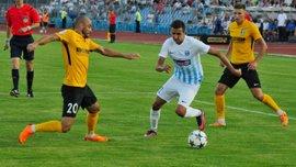 Александрия – Десна – 1:1 – видео голов и обзор матча