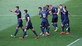 Первая лига: СК Днепр-1 уверенно обыграл Рух, Оболонь-Бровар одолел Николаев