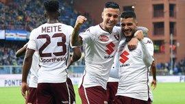 Сампдория – Торино – 1:4 – видео голов и обзор матча