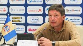 Бакалов: В перерыве с игроками поговорили по-мужски