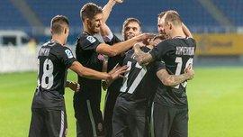 Черноморец – Заря – 0:3 – видео голов и обзор матча
