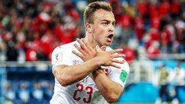 Шакірі може не поїхати з Ліверпулем в Сербію на матч проти Црвени Звезди через політичні погляди