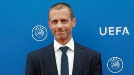 """""""Можна забути про розвиток футболу"""", – президент УЄФА різко відреагував на ідею створення Суперліги"""