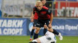 Домбровський – найкращий гравець Арсенала-Київ за підсумками жовтня