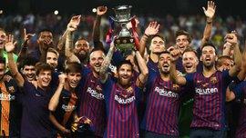Матч за Суперкубок Испании-2019 может пройти в другой стране – уже есть 3 претендента