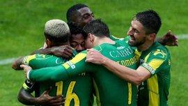 Чудо-гол в стиле Ибрагимовича в матче чемпионата Португалии